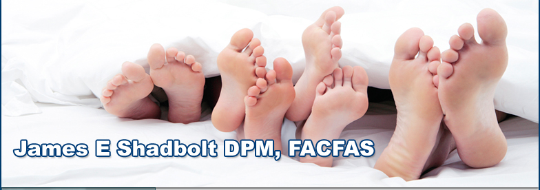 James E Shadbolt DPM, FACFAS | (804) 359-0569 or (804) 754-7400
